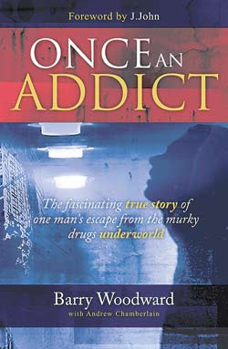 Once an Addict  Book